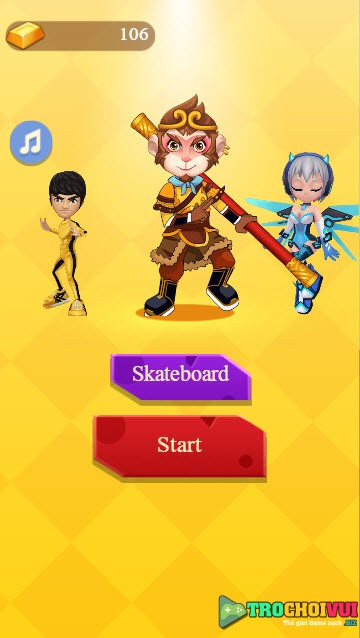 Game subway surfers phien ban trung quoc anh 1