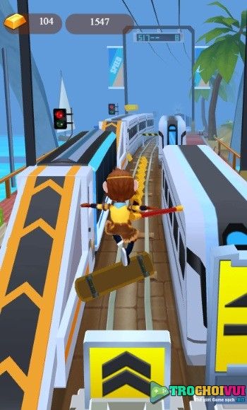 Game subway surfers phien ban trung quoc anh 2