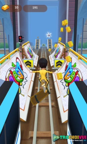 Game subway surfers phien ban trung quoc anh 4
