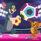 Tom và Jerry đá bóng