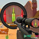 Bắn chai 3D – 3D Bottle Shoot