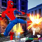 Người nhện 3D thách đấu