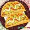 Bánh Taco thịt nướng BBQ