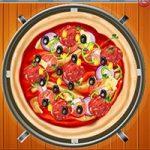 Làm Pizza Tại Nhà