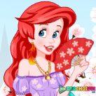 Ariel đi du lịch Tokyo