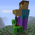 Tháp Minecraft
