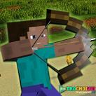 Minecraft bắn cung